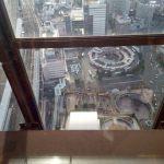 アクトタワー展望回廊エレベーター