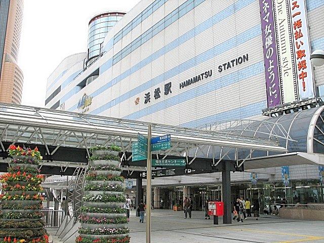 浜松駅バスターミナル騒然 警察により一時封鎖12月29日