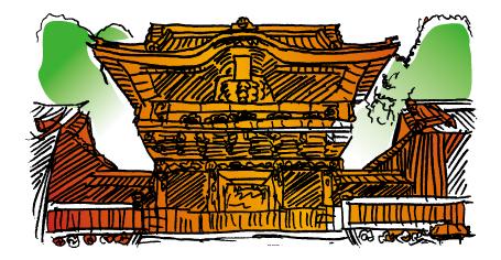 浜松市の元城町東照宮、『教えてもらう前と後』でパワースポットとして紹介される